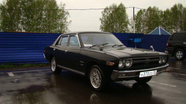 Nissan Gloria 1971 - отзыв владельца