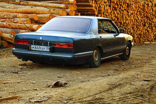 Nissan Gloria Cima 1988 - отзыв владельца