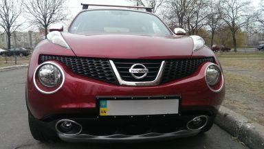 Nissan Juke 2012 отзыв автора | Дата публикации 26.06.2013.