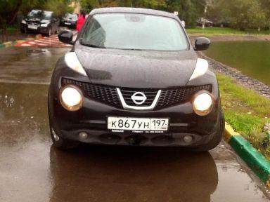 Nissan Juke 2012 отзыв автора | Дата публикации 17.09.2013.