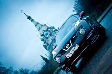 Nissan Juke 2013 отзыв автора | Дата публикации 03.02.2014.