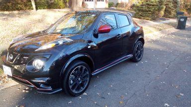 Nissan Juke 2014 отзыв автора | Дата публикации 13.11.2014.