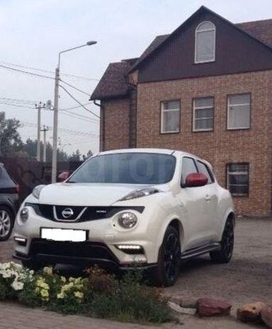 Nissan Juke 2014 отзыв автора | Дата публикации 26.01.2015.