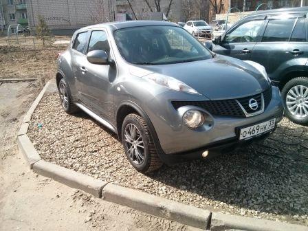 Nissan Juke 2014 - отзыв владельца