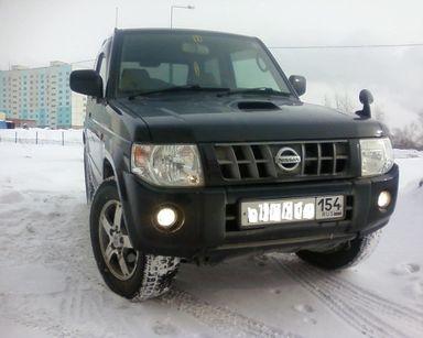 Nissan Kix, 2009