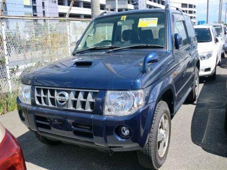 Nissan Kix 2009 - отзыв владельца
