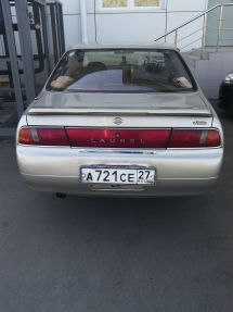 Nissan Laurel, 1994