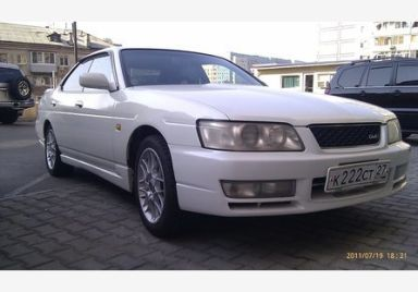 Nissan Laurel, 1997