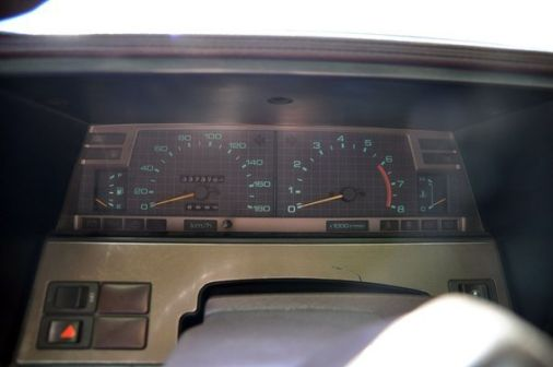 Nissan Laurel 1986 - отзыв владельца