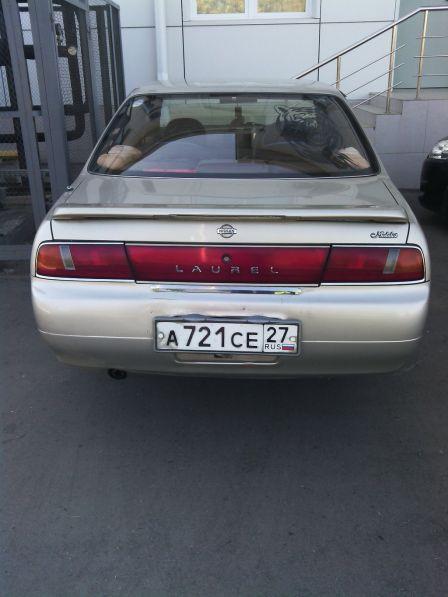Nissan Laurel 1994 - отзыв владельца