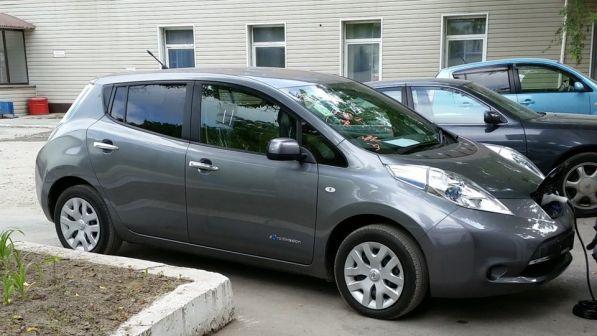Nissan Leaf  - отзыв владельца