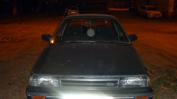 Nissan Liberta Villa 1989 - отзыв владельца