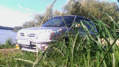 Nissan March 1999 отзыв автора | Дата публикации 18.08.2014.