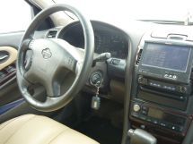 Nissan Maxima, 2001