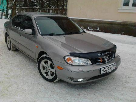 Nissan Maxima 1998 - отзыв владельца
