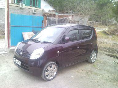 Nissan Moco, 2008