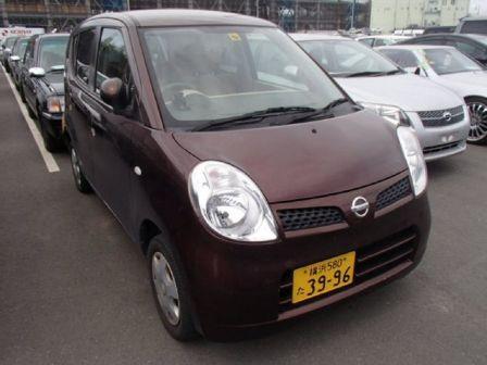 Nissan Moco 2009 - отзыв владельца