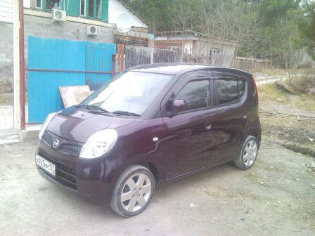 Nissan Moco 2008 - отзыв владельца