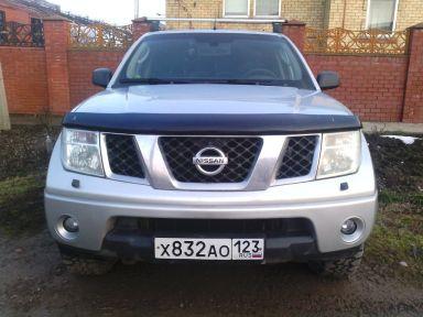 Nissan Navara, 2006
