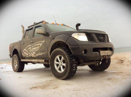 Nissan Navara 2007 - отзыв владельца