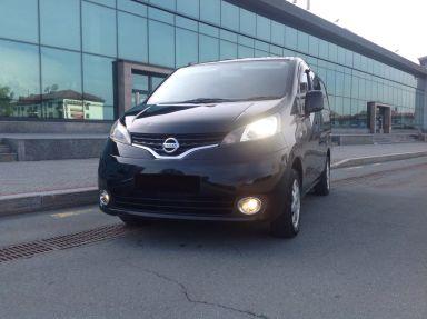 Nissan NV200 2009 отзыв автора | Дата публикации 30.06.2014.