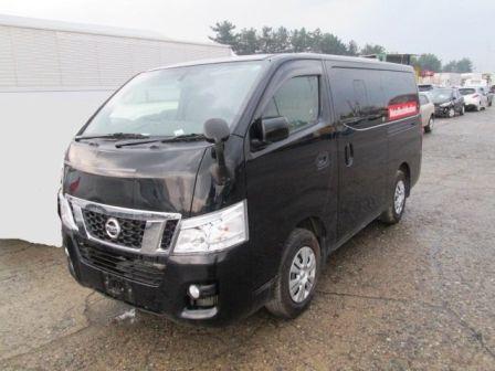 Nissan NV350 Caravan 2013 - отзыв владельца
