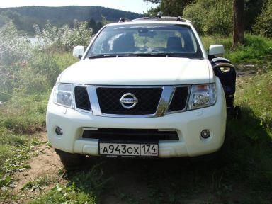Nissan Pathfinder 2012 отзыв автора | Дата публикации 04.11.2013.