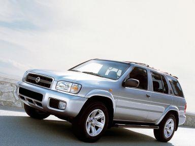 Nissan Pathfinder, 2003