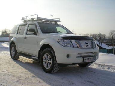 Nissan Pathfinder 2012 отзыв автора | Дата публикации 20.02.2014.