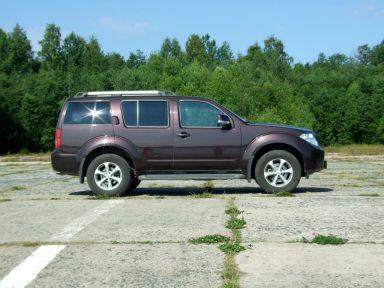 Nissan Pathfinder 2012 отзыв автора | Дата публикации 01.09.2014.