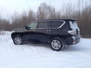 Nissan Patrol 2012 отзыв автора | Дата публикации 14.12.2013.