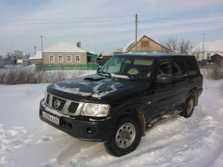 Nissan Patrol 2006 - отзыв владельца