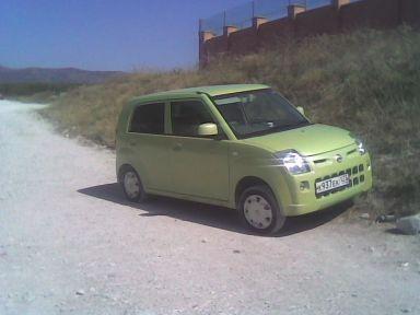 Nissan Pino 2007 отзыв автора | Дата публикации 17.08.2012.