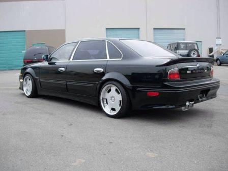 Nissan President 1999 - отзыв владельца