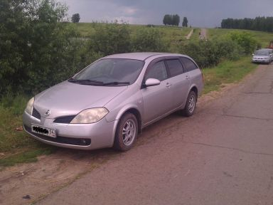 Nissan Primera, 0