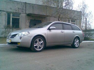 Nissan Primera 2001 отзыв автора | Дата публикации 19.11.2013.