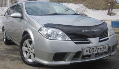 Nissan Primera 2002 отзыв автора | Дата публикации 26.03.2015.