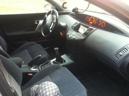 Nissan Primera 2006 - отзыв владельца