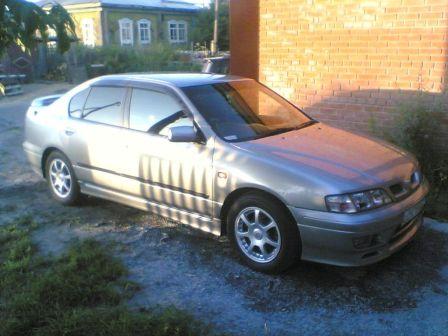 Nissan Primera 2000 - отзыв владельца