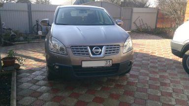 Nissan Qashqai 2008 отзыв автора | Дата публикации 07.11.2013.