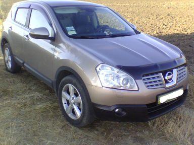 Nissan Qashqai 2008 отзыв автора | Дата публикации 20.04.2015.