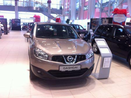 Nissan Qashqai 2013 - отзыв владельца