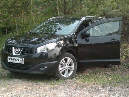 Nissan Qashqai+2 2010 - отзыв владельца