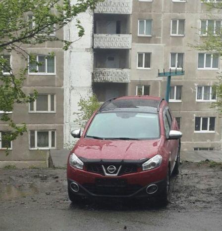 Nissan Qashqai+2 2013 - отзыв владельца