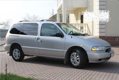 Nissan Quest, 1999