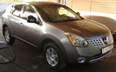 Nissan Rogue, 2008