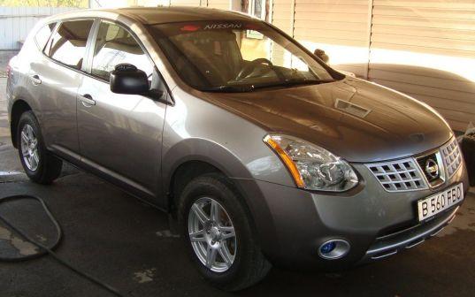 Nissan Rogue 2008 - отзыв владельца