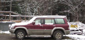 Nissan Safari, 2001