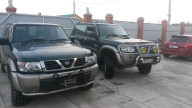 Nissan Safari 2001 отзыв автора | Дата публикации 06.12.2014.