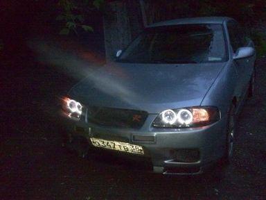 Nissan Sentra, 2003